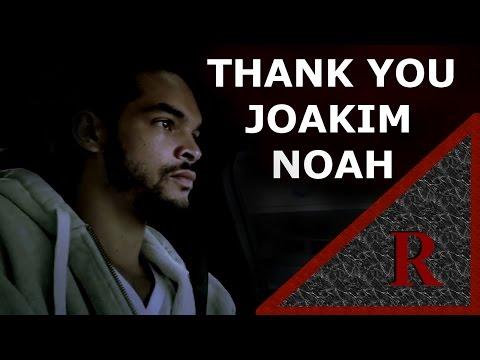 Joakim Noah 2007-2016 Chicago Bulls Career Tribute | Thank You |ᴴᴰ