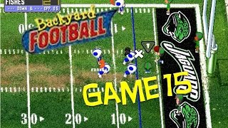 Backyard Football 1999 (PC) Game 15: Quitting is Not an Option