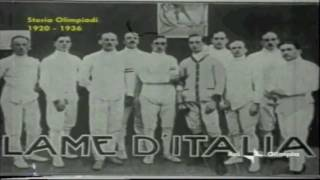 Video La Scherma di Nedo Nadi - Olimpiadi Anversa 1920 download MP3, 3GP, MP4, WEBM, AVI, FLV Agustus 2018