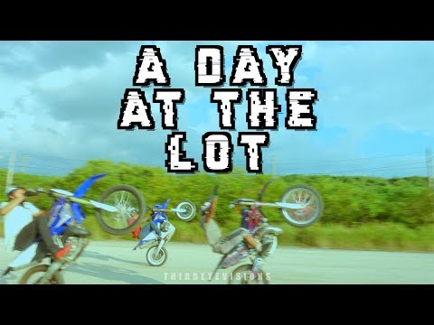 Somewhere in Philly: A Day At The Lot Bikelife 2017