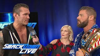 Randy Orton clears the air with Bobby Roode: SmackDown LIVE, Feb. 27, 2018