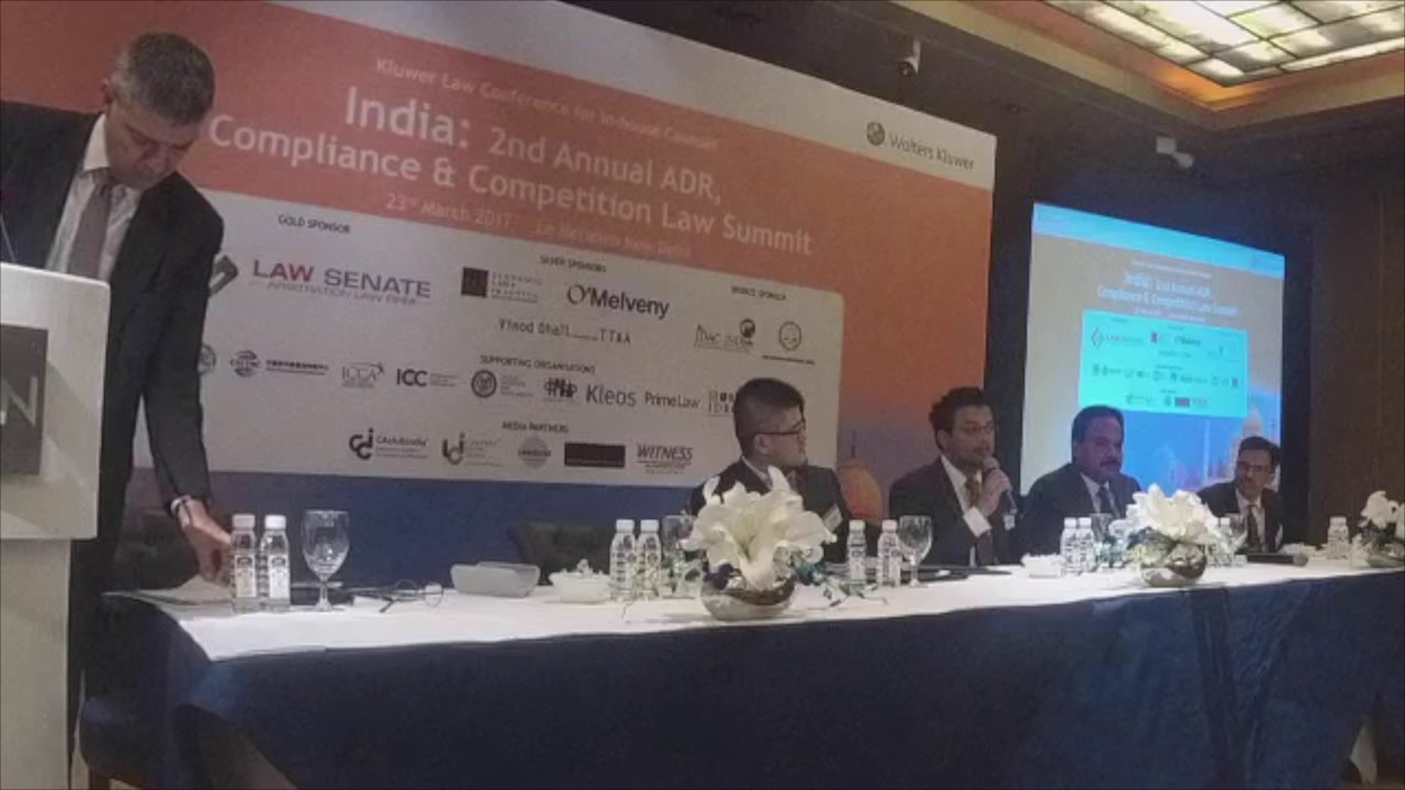 """Download 1st Grand Panel on """"Managing the Arbitration Process and Avoiding the Common Problems"""""""