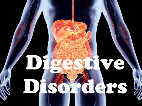 Digestive Disorders Health Rant