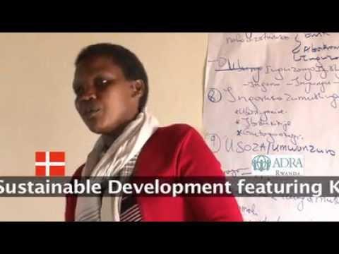 ADRA Rwanda's ASC Program Nyagatare's Koramunyarwandakazi Cooperative.m4v