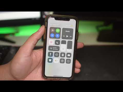 How to record screen on iphone xs max