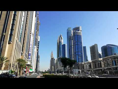 Dubai Downtown November 2019
