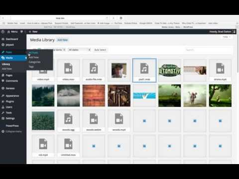 Add Download Link To WordPress Audio Player