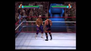 Showdown: Legends Of Wrestling PS2 Review