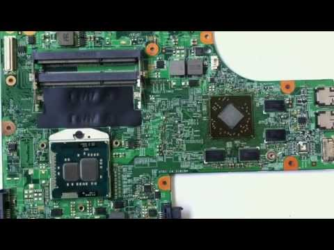 Graphic Card Reflow For Dell Inspiron N5010 HD (8 BEEPS ERROR FIX-UP)