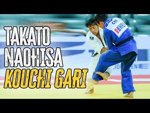 Takato Naohisa Kouchi Gari - 高藤直寿 小内刈り