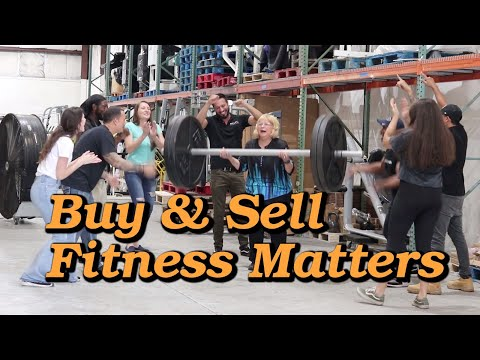 Buy & Sell Fitness Matters - Get To Know The #1 Gym Equipment Reseller | Www.BuyAndSellFitness.com