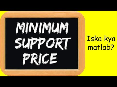 Minimum Support Price | MSP Meaning | What is MSP | Procurement Price By ProxyNotes