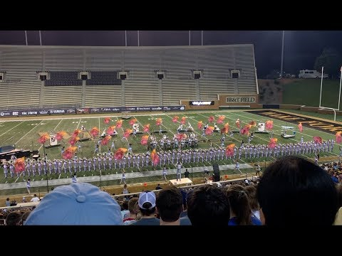 Carolina Crown 2019 Company Front And Crown Set - NightBEAT - 28 July 2019