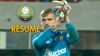 Gazélec FC Ajaccio - RC Lens (1-1)  - Résumé - (GFCA - RCL) / 2017-18