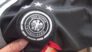 2014 World Cup Germany soccer jersey