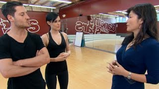 'Dancing With the Stars:' Rumer Willis Behind the Scenes