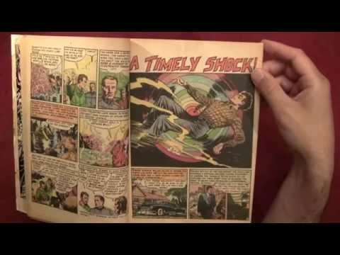 Reading Comics: Weird Science-Fantasy Annual #1, EC, 1952, Wally Wood, Feldstein -- ASMR