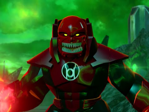 Lego Batman 3 Atrocitus Free Roam Gameplay Youtube