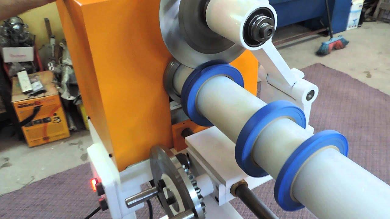 Cortadora de rollos de cinta adhesiva vinilo aluminio o - Tubo de aluminio ...