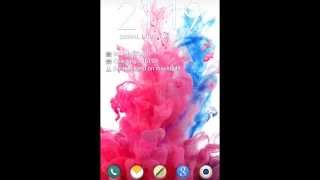 LG G2 best rom with G3 UI and keyboard