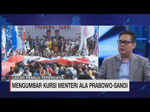 Mengumbar Kursi Menteri Ala Prabowo-Sandi