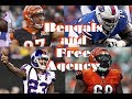 Recapping Bengals' Moves in Free Agency