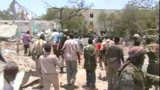 VOA-Somali:  Warbixin Qaraxii ka Dhacay Muqdisho