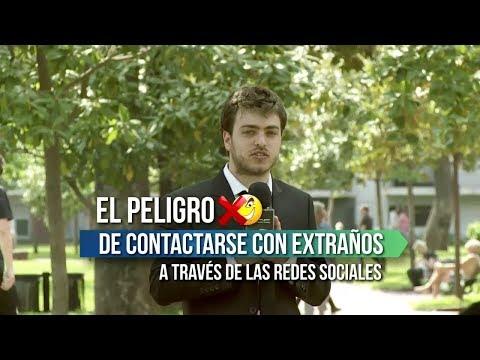 El Peligro Del Chat