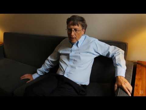 Bill Gates on the iPad