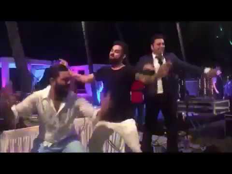 VIRAT KOHLI DANCE - MERA MAHI TU PATEYA