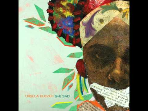 Ursula Rucker - Sometimes I