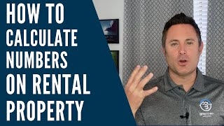 How To Calculate Numbers On Rental Property (Using 4 Quadrants Method)