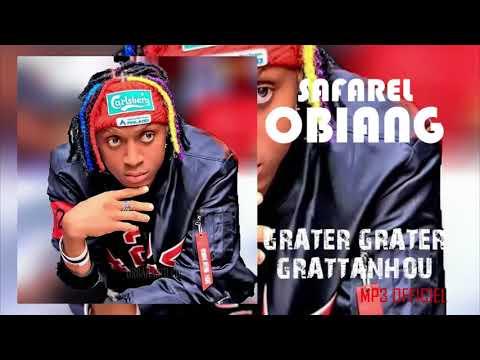 "SAFAREL OBIANG - Grattanhou ""Graté Graté"" (Audio Officiel)  2018"