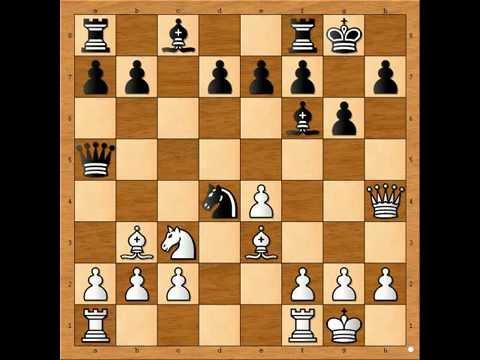 Exciting Chess Games!~ Nezhmetdinov vs. Chernikov