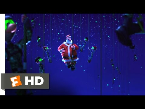 Arthur Christmas (1/10) Movie CLIP - The Elf Battalion (2011) HD Mp3