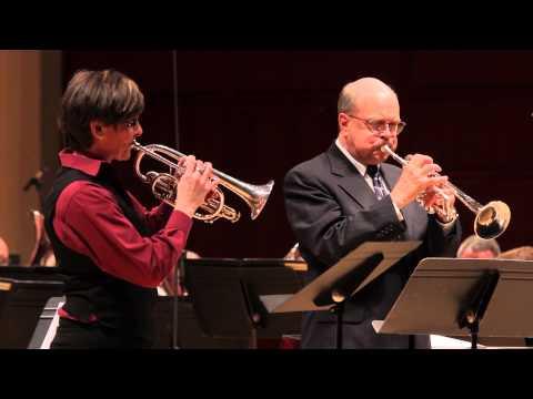 You Raise Me Up (Josh Groban) -  Triangle Brass Band feat. Tim Stewart and Lisa Burn - 2014