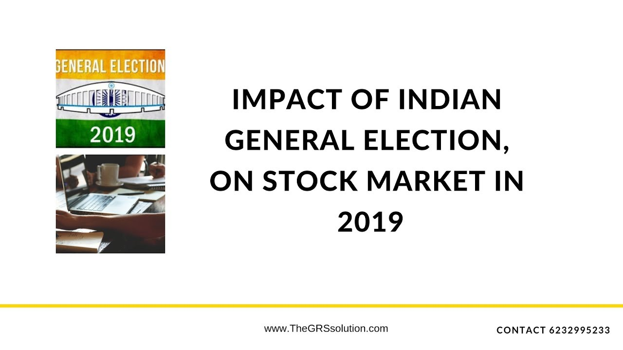 STOCK MARKET AFTER THE LOK SABHA ELECTION in india !