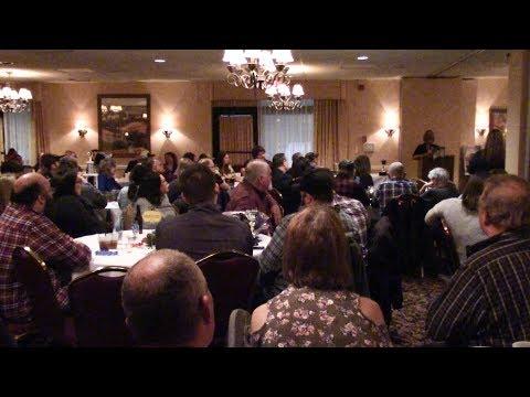 2018 Eriez Speedway Banquet