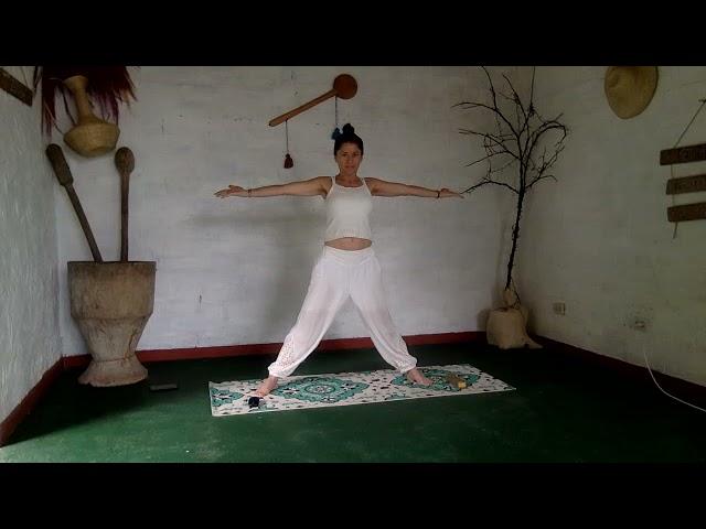 Yoga en la Luna Azul