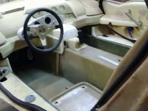 xr3 car build dashboard and interior progress youtube. Black Bedroom Furniture Sets. Home Design Ideas