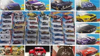 2018 HOTWHEELS UPDATE: K Case Preview images and more News