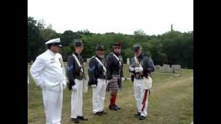 """Confederate Soldier John Mayfield """"Passing of the Canteen"""""""