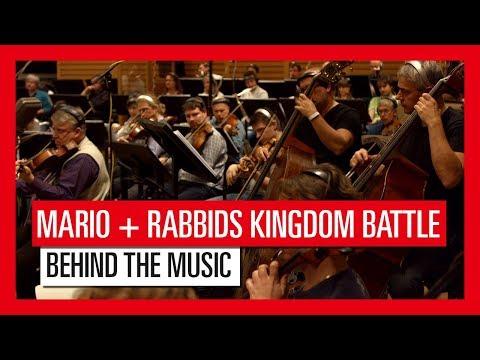 Mario + Rabbids Kingdom Battle: Behind The Music