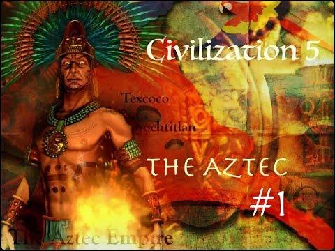 Civilization 5 - Immortal | The Aztec ep. 1