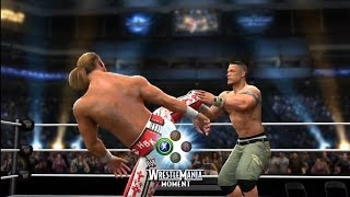 WWE 2K14: Wrestlemania 23: Shawn Michaels Vs. John Cena (WWE Championship)