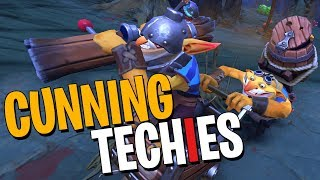 The Cunning Techies - DotA 2