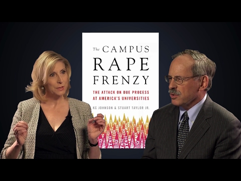 Christina Hoff Sommers & Stuart Taylor - Campus Frenzy: The Attack on Due Process