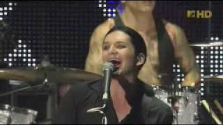 KITTY LITTER - PLACEBO LIVE IN CARTAGENA