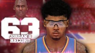 NBA 2K15 MyCAREER S3 Playoffs R2G4 - Deshawn Goes For Michael Jordan