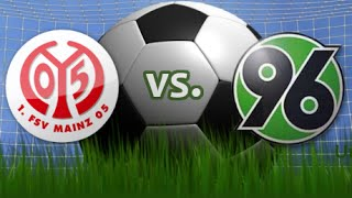 Video Gol Pertandingan Mainz FC vs Hannover 96